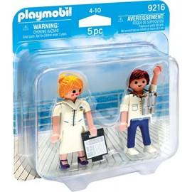 Playmobil Comandante e...
