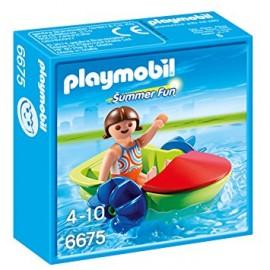 Playmobil Summer Fun Bimba...