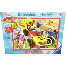 Puzzle 24 pezzi Mickey and...