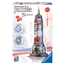 Puzzle 3D Flag Edition...