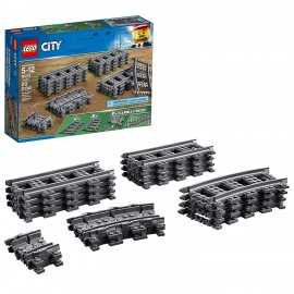 Lego City Binari New