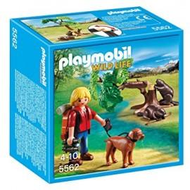 Playmobil Wild Life Castori...