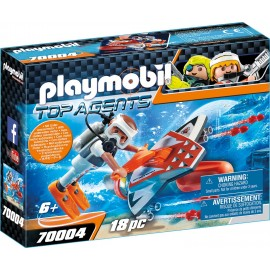 Playmobil Manta turbo...