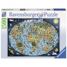Ravensburger Cartina Globo...