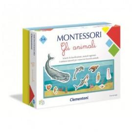 Montessori - Animali