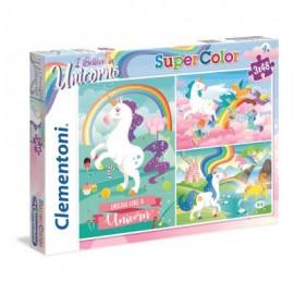 Clementoni Puzzle 3x48...
