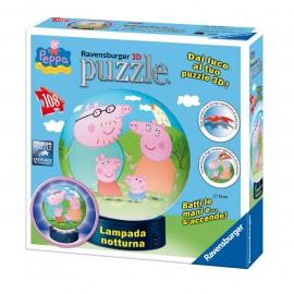 Puzzle 3D Lampada nottura...