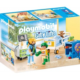 Playmobil  Reparto...
