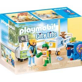 Playmobil  Reparto...
