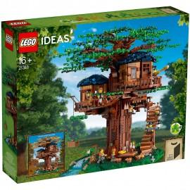 Lego Ideas Casa sull'albero