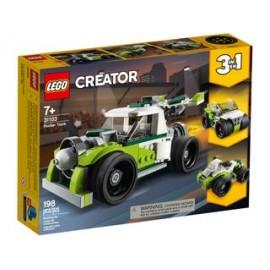 Lego Creator Razzo Bolide 3...
