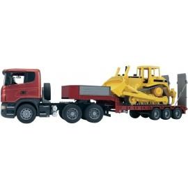 Bruder Camion Scania con...