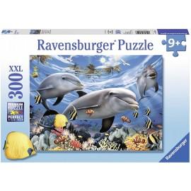 Puzzle 300pz XXL Delfini