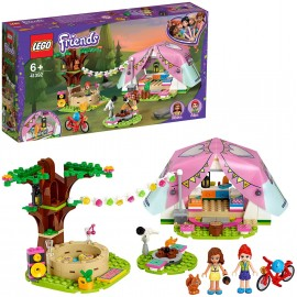 Lego Friends Il Glamping...