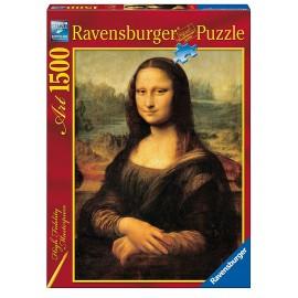 Puzzle Leonardo La Gioconda