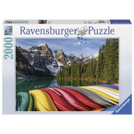 Puzzle Canoe