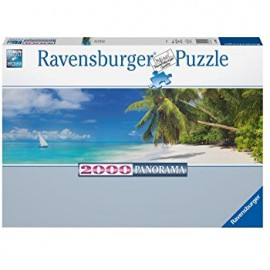 Puzzle Spiaggia Tropicale