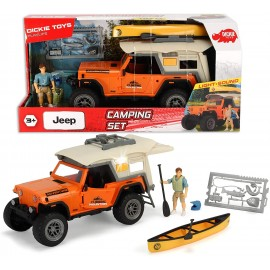 Jeep Camping Set Dickie