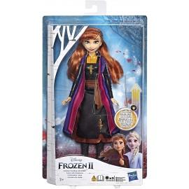Frozen II Anna luci del nord