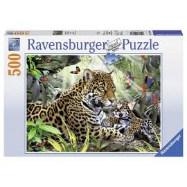 Puzzle Giaguari