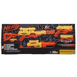 Nerf Alpha Strike Multipack