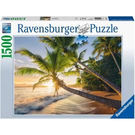 Puzzle 1500 pezzi Spiaggia