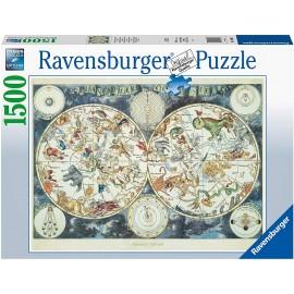 Puzzle 1500 pezzi Mappa del...
