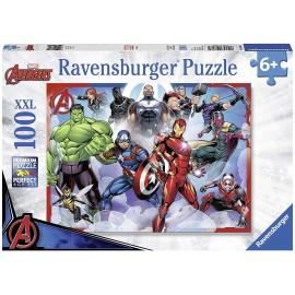 Puzzle 100 pezzi XXL  Avengers