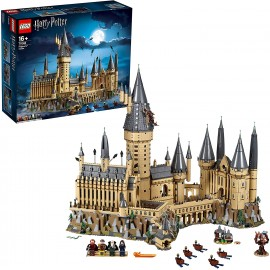 Lego Harry Potter Castello...