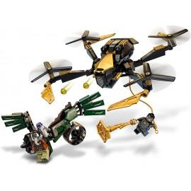 Lego Duello con il drone di...