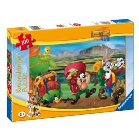 Puzzle Looney Tunes La Gita