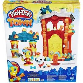 Play Doh Town La Stazione...