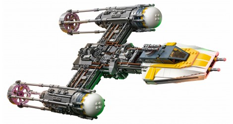 Nuovo Ucs Y Wing 75181