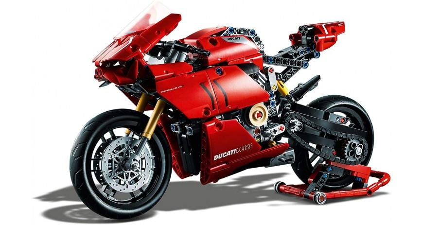 Lego Ducati Panigale V4 R