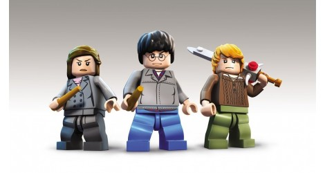 Lego Minifigures Harry Potter