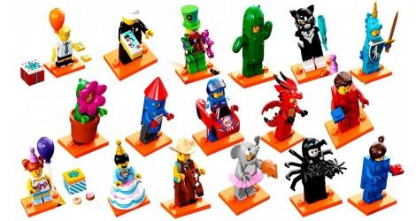 Lego Minifigures serie 18 Novità maggio